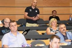 Účastníci zasadnutia Rady predsedov ZO OZP v SR