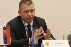 Minister vnútra SR Roman Mikulec