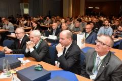 Hostia a účastníci VII. kongresu OZP v SR