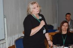 Ľudmila Ptáková, členka Predsedníctva OZP v SR